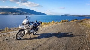 BMW motorsykkel