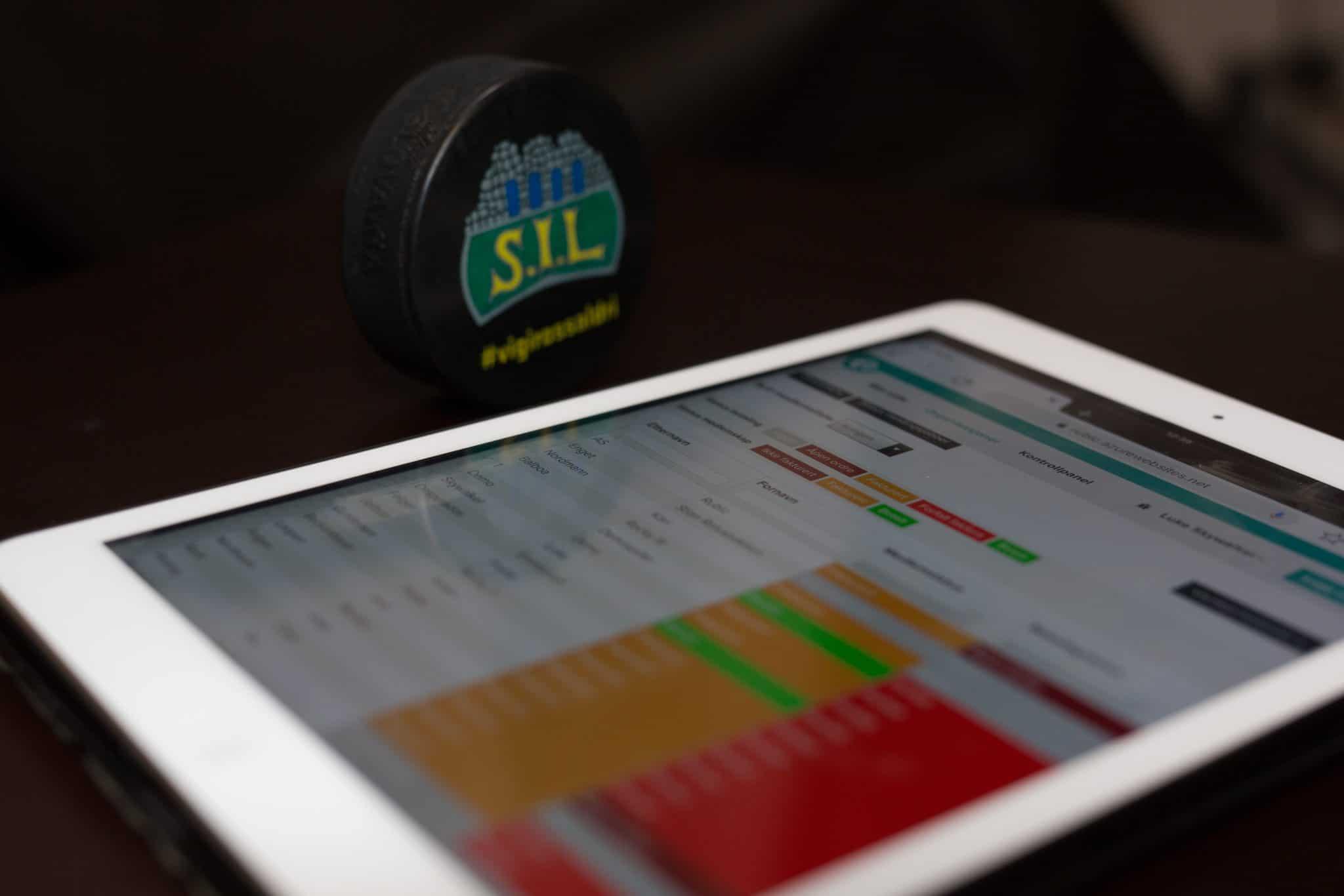 Medlesmssystemet til Rubic på iPad