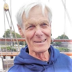 Svend Strand, leder i De Sandvigske Samlingers venner