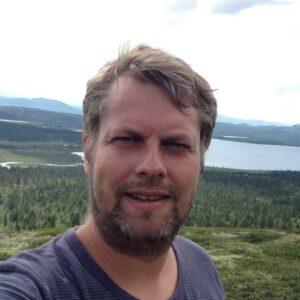 Lars Tungen nestleder i Kvam historiske forening